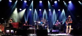 Lucky-Peterson-vocal,-Hammond-B3,-Shawn-Kellerman-gitara,-Rachid-Guissous-instrumenty-klawiszowe,Rau