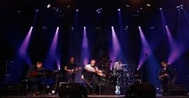Jean-Luc-Ponty-skrzypce,-Jean-Marie-Ecay-gitara,-William-Lecomte-klawisze,-Guy-Nsangue-Akwa-bas,-Dam