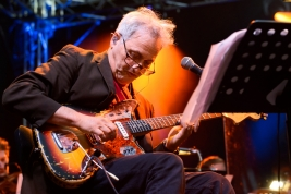 Marc-Ribot;-gitarzysta;-gitara;-koncert;-WSJD2016;-SohoFactory;-Warszawa;-jazz;-muzyk
