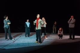 Proba-Krolestwa-Wszechwanny-Hanocha-Levina-rezyserii-Pawla-Paszty-Teatr-Zydowski-w-Warszawie-Na-scen