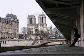 katedra;kosciol;Notre-Dame;Paryz;Sekwana