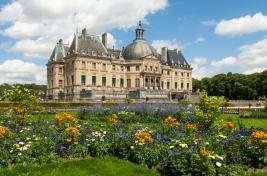 zamek;-palac;-Vaux-le-Vicomte;-Francia-Maincy