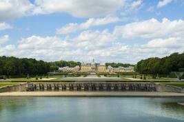 Zamek-Veux-le-Vicomte-Francja