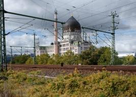 Meczet-Yanidze-w-Dreznie,-Niemcy