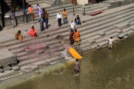 Nepalski-pogrzeb