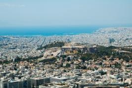 Panorama-Aten