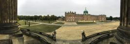 Nowy pałac Sanssouci w Poczdamie