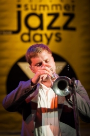 Peter-Evans,-trębacz,-Warsaw-Summer-Jazz-Days-2010,-muzyk,-jazz,-Mostly-Other-People-Do-the-Killing