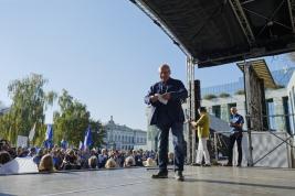 manifestacja;-antyfaszysci;-protest;-Kuba-Sienkiewicz