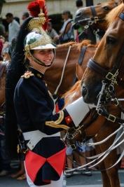 straz-narodowa,-Francja,-zandarm,-kobieta,-mundur,-kon