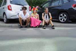kobieta;-LGBT;-manifestacja;-Parada-Rownosci