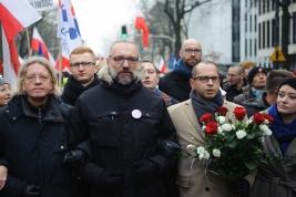 Mateusz-Kijowski;-KOD;-Komitet-Obrony-Demokracji;-Warszawa;-Manifestacja;-Artur-Sierawski