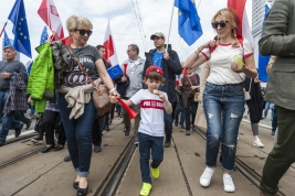 manifestacja;Koalicja-Europejska;marsz