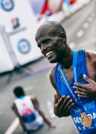 Dadi Yami Gemeda 41 PZU Maraton Warszawski